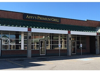 Pickering steak house Affy's Premium Grill
