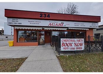 Oakville mediterranean restaurant Agabi