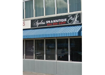 Winnipeg spa Ageless Spa & Boutique