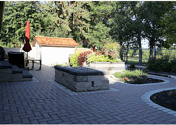 Saskatoon landscaping company Ahlstedt Landscape Contracting Inc.