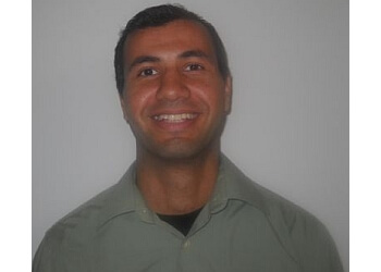 Kingston physical therapist Ahmed Afifi, PT