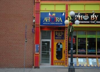 Ottawa mexican restaurant Ahora Mexican Cuisine