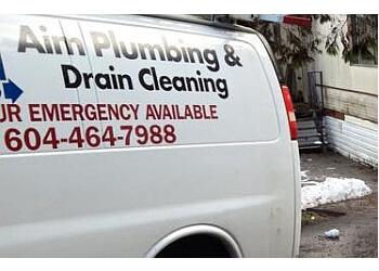 Coquitlam plumber Aim Plumbing & Drain Cleaning