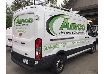 Langley hvac service Airco Heating and Cooling Ltd.