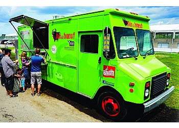 Drummondville food truck Air de Boeuf