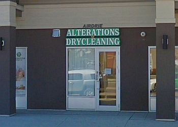 Airdrie dry cleaner Airdrie Alterations and Drycleaning