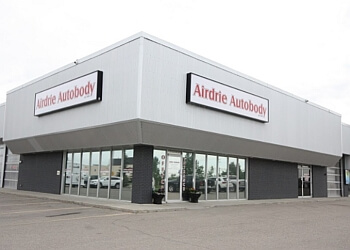 Airdrie Autobody Airdrie Auto Body Shops