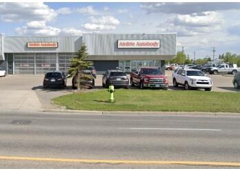 Airdrie auto body shop Airdrie Autobody