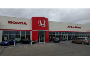 Airdrie car dealership Airdrie Honda