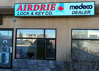 Airdrie Lock & Key Airdrie Locksmiths