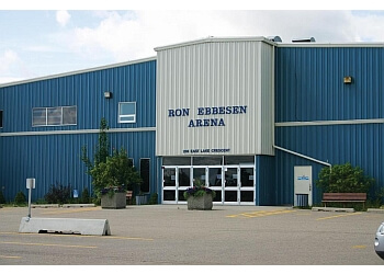Airdrie places to see Ron Ebbesen Arena