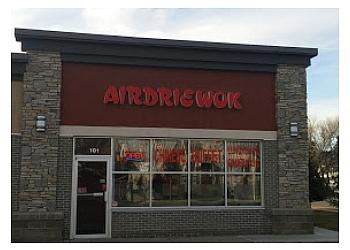 Airdriewok Airdrie Chinese Restaurants