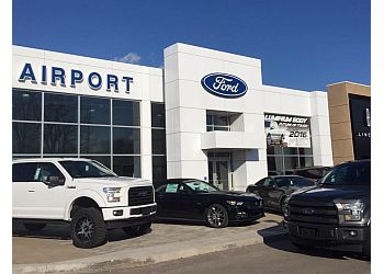 Hamilton car dealership Airport Ford
