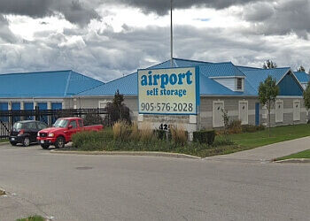 Oshawa storage unit Airport Self Storage
