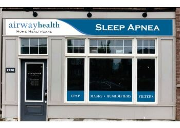 Milton sleep clinic Airway Health Inc