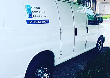 Orangeville plumber Aitken Plumbing and Mechanical
