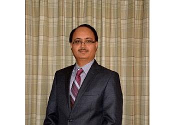 Brampton chiropodist Ajai Rooprai, D.Ch