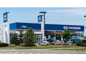 Ajax car dealership Ajax Hyundai