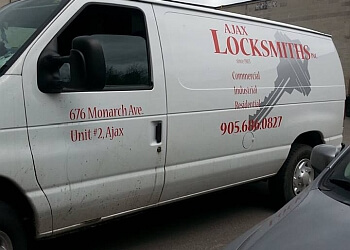 Ajax locksmith Ajax Locksmiths Inc.