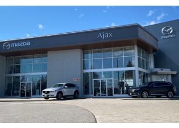 Ajax car dealership Ajax Mazda