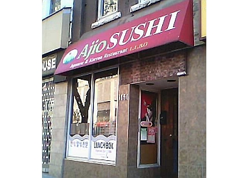 Hamilton japanese restaurant Ajio Sushi Korean & Japanese Restaurant
