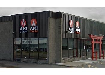 Saguenay thai restaurant Aki Sushi / Aki Thaï