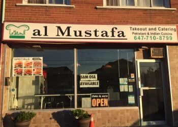 Mississauga caterer Al Mustafa Catering & Takeout