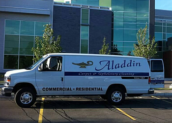 Sault Ste Marie carpet cleaning Aladdin Carpet & Upholstery Cleaning