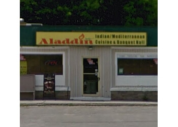 Orillia indian restaurant Aladdin Indian Cuisine and Banquet Hall