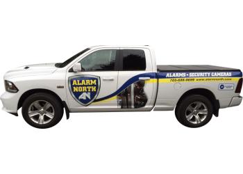 Sudbury security system Alarm North Security