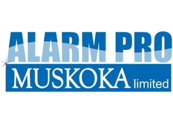 Huntsville security system Alarm Pro Muskoka Limited