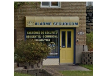 Sherbrooke security system Alarme Sécuricom Inc.