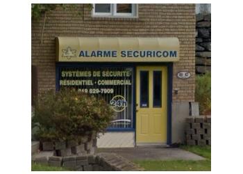 Sherbrooke security system Alarme Sécuricom Inc.