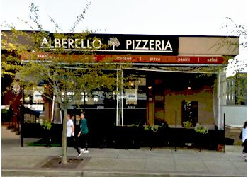 North Vancouver pizza place Alberello Pizzeria
