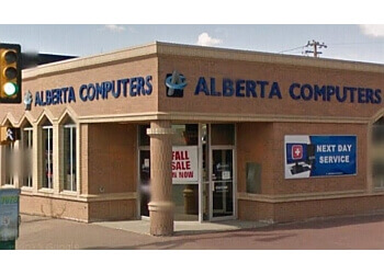 Grande Prairie computer repair Alberta Computers
