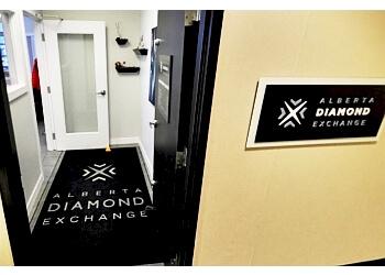 Calgary jewelry Alberta Diamond Exchange