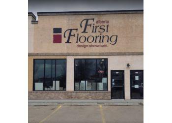 St Albert flooring company Alberta First Flooring Ltd.