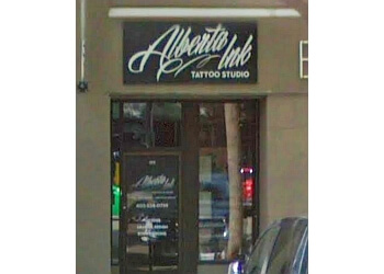 Lethbridge tattoo shop Alberta Ink