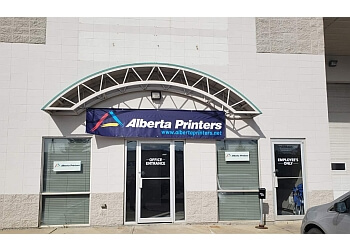 Edmonton printer Alberta Printers Inc.