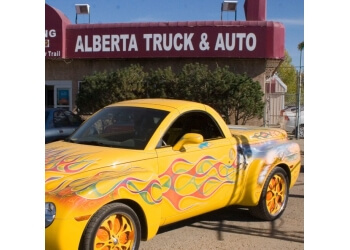 Edmonton used car dealership Alberta Truck & Auto