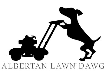 Red Deer lawn care service Albertan Lawn Dawg