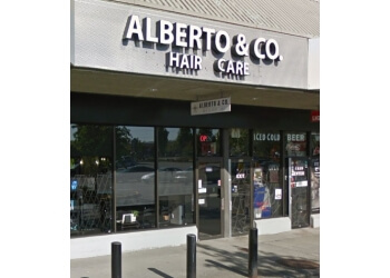 Delta hair salon Alberto & Co Hair Care