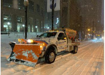 Vancouver snow removal ALBLASTER SNOW REMOVAL & SALTING LTD.
