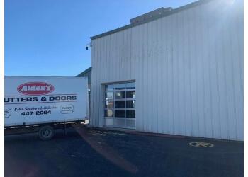 Fredericton garage door repair Alden's Shutters & Doors