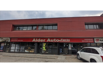 Surrey auto parts store Alder Auto Parts