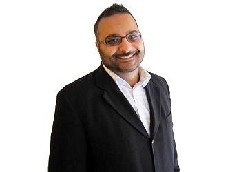 Burnaby mortgage broker Aleem Peermohamed