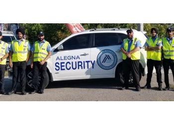 Brampton security guard company Alegna Security Services Inc.