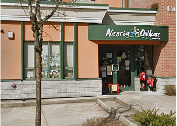 Port Coquitlam preschool Alegria Childcare