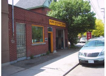 Ottawa auto body shop Aleks Auto Body Works