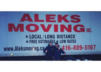 Mississauga moving company Aleks Moving